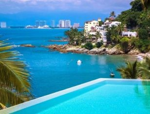 5 Homes for Sale in Puerto Vallarta with Amazing Swimming Pools