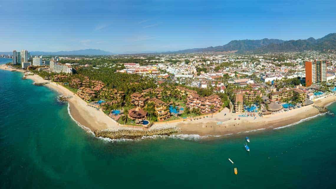 Vallart Hotel Zone Beach Properties