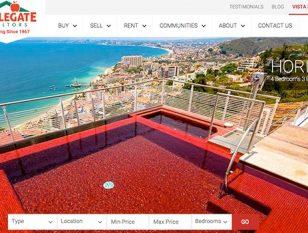 Applegate Realtors presenta un nuevo y mejorado sitio web