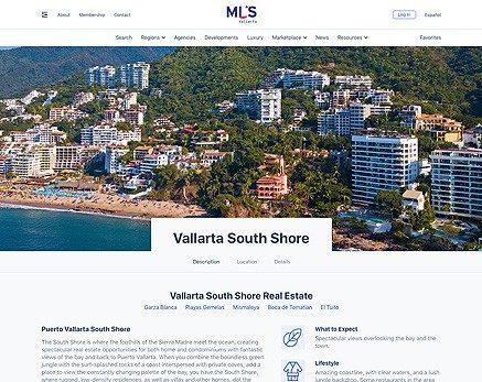 MLS Vallarta Browse Regions
