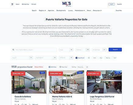 MLS Vallarta Property Search