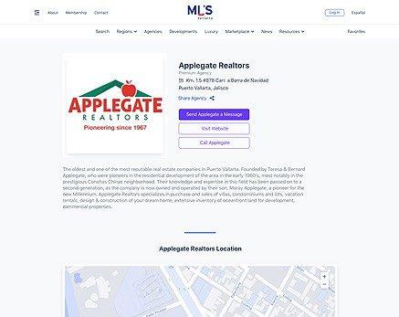 MLS Vallarta Real Estate Offices