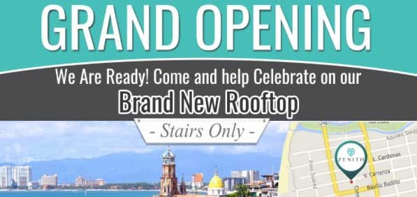 Grand Opening for Zenith Condominiums