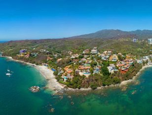 New Aerial Images of Puerto Vallarta's Most Popular Regions