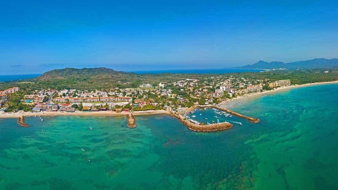 Playa del Anclote bienes raíces