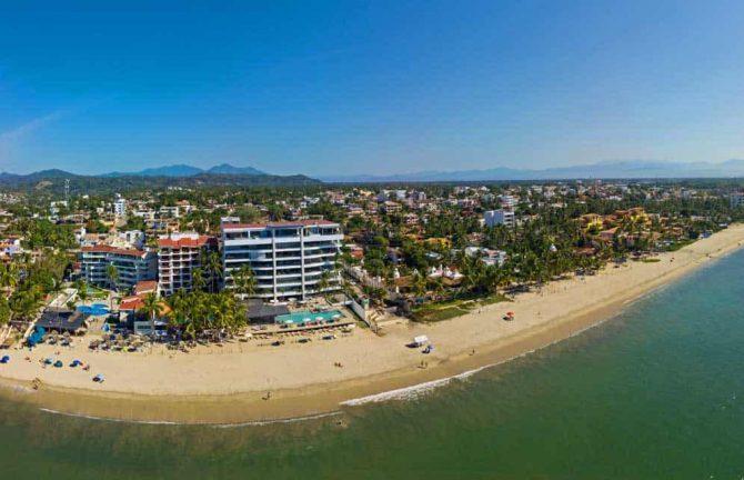 Aerial Views of Puerto Vallarta's Most Popular Regions