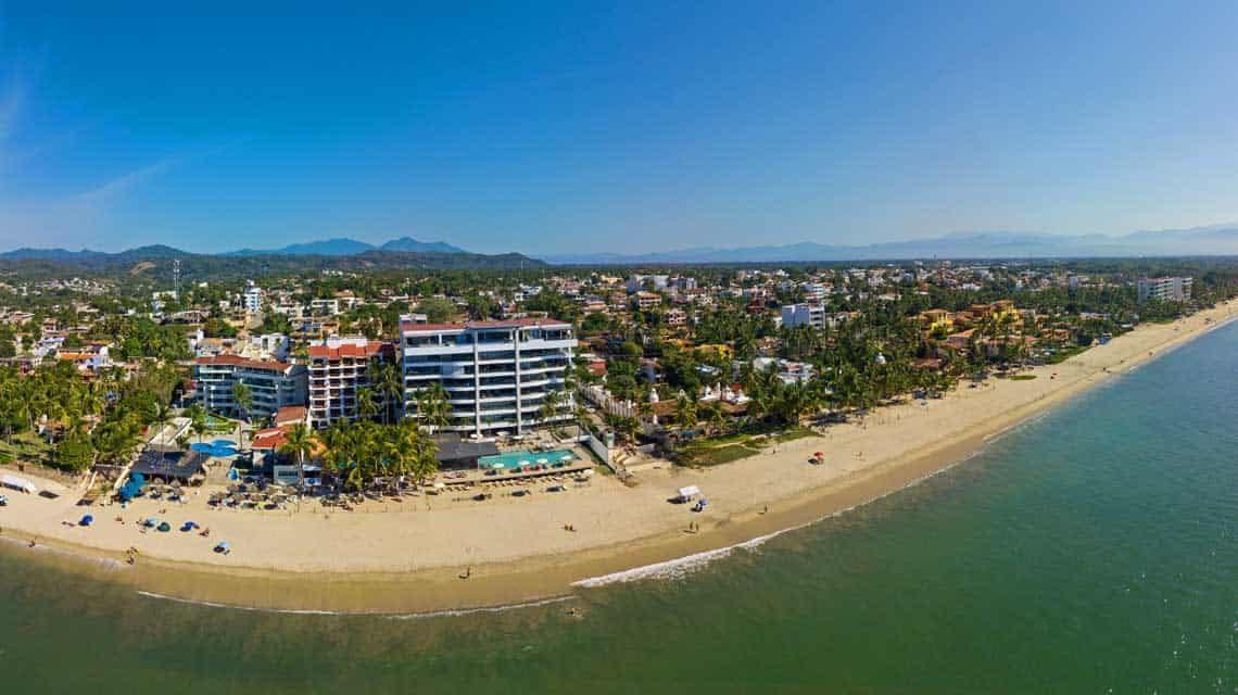 Playa de Bucerías bienes raíces