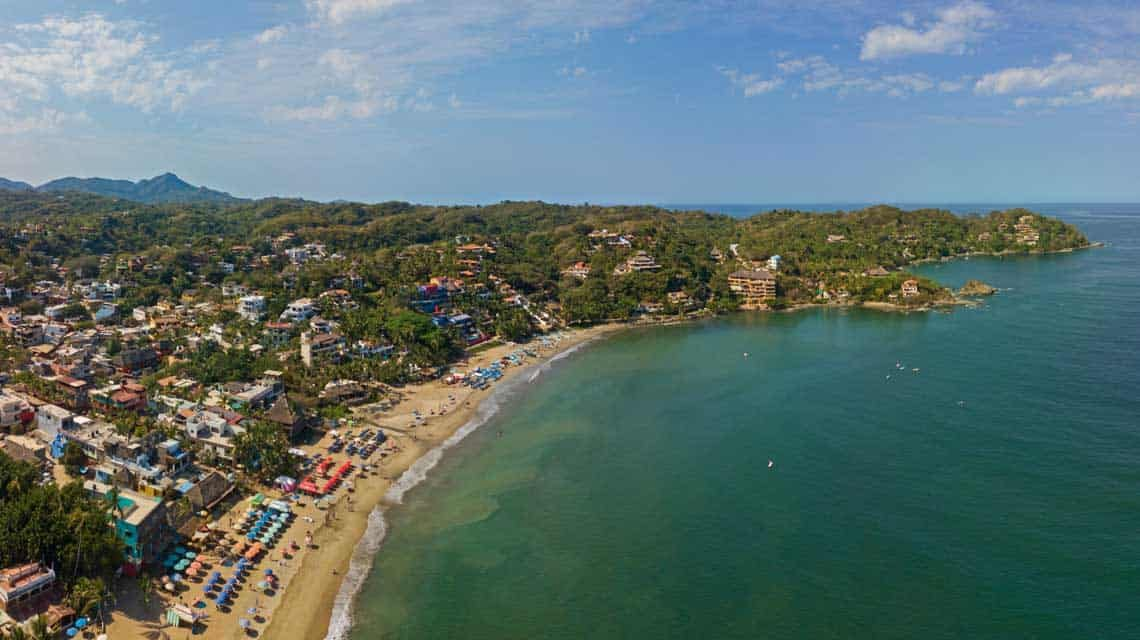Sayulita beach properties