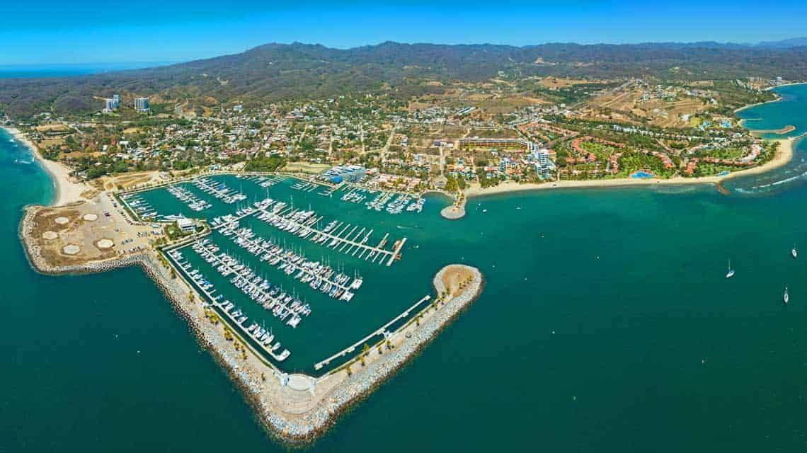 Marina de La Cruz bienes raíces