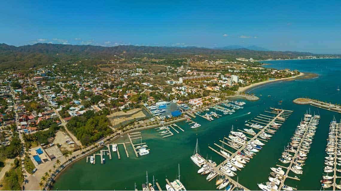 La Cruz Marina Property