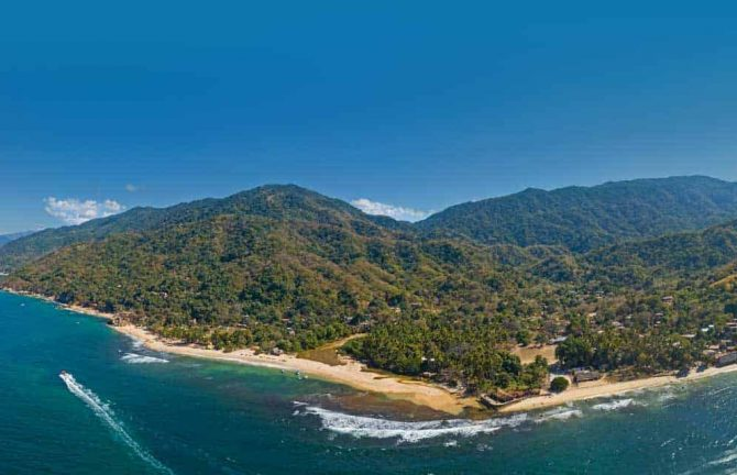Favorable Statistics so far for Puerto Vallarta in 2016