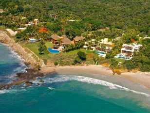 Vallarta Real Estate Sales Up, Average Sales Prices Down