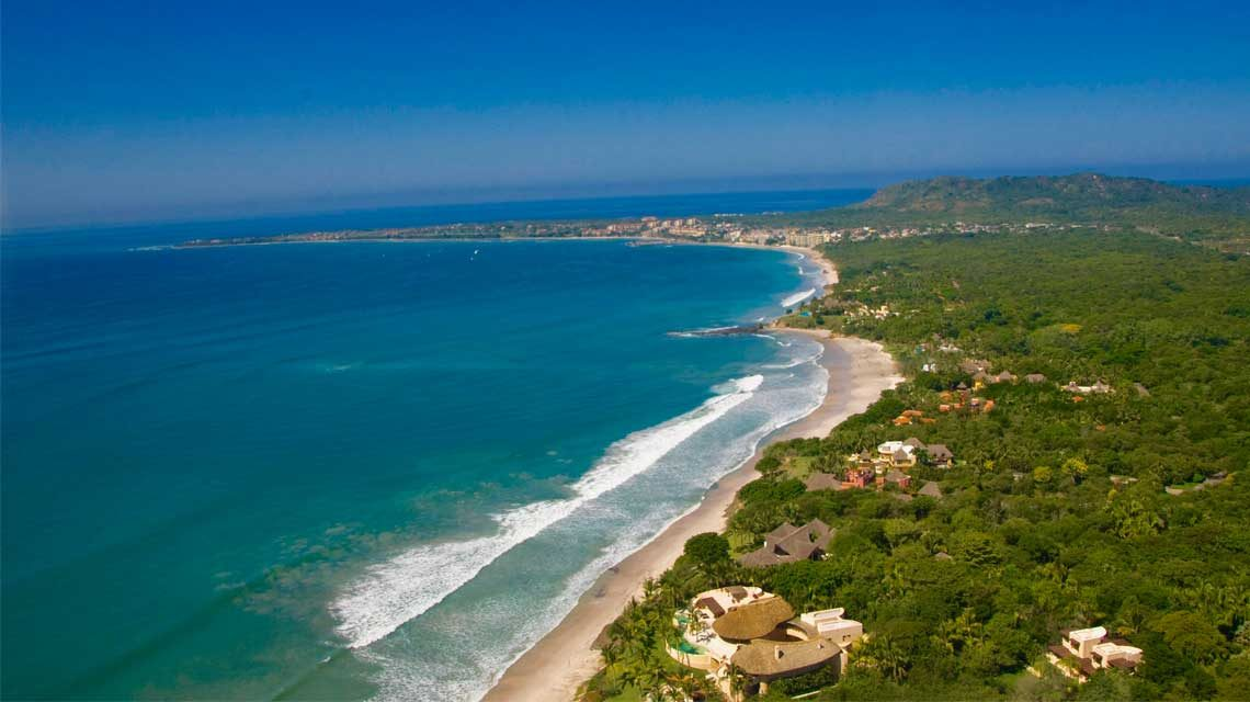 Punta Mita beach properties
